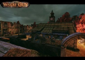 لعبة Warm Gun