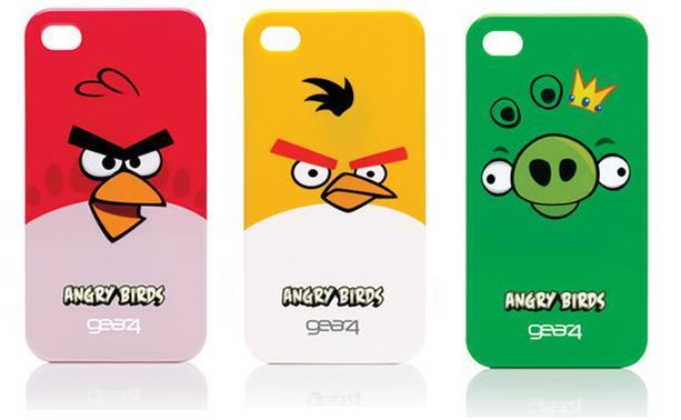Photo of Angry Birds – الآن غطاء للايفون 4 ايضا !!