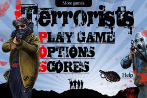 iTerrorists - ساعدوا في التخلص من الجريمة