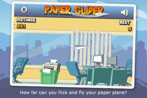 صورة Paper Glider – هو تطبيق ال-10 مليارد