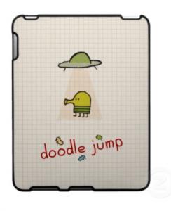 غطاء Doodle Jump