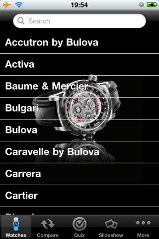 iWatches - تطبيق لمحبي الساعات