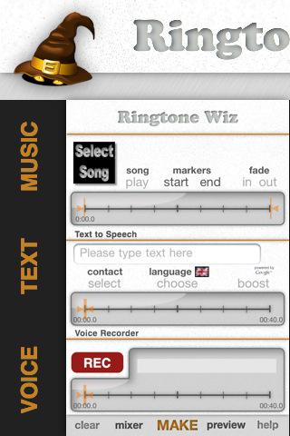 Ringtone Wiz