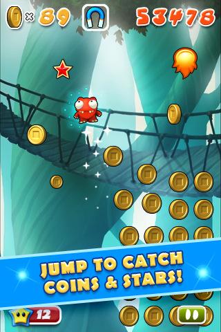 Mega Jump - لعبة القفز الرائعة