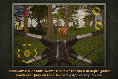 Dinosaur Hunter - اصطياد الديناصورات