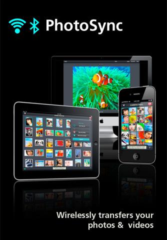 PhotoSync - برنامج شيق لنقل الصور الى أي جهاز تريد
