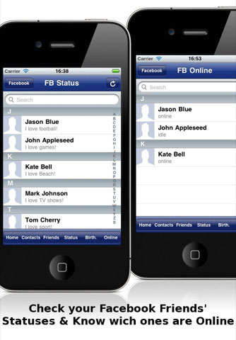 SyncyFB for Facebook