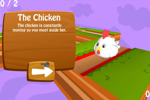 "Chicken Escape – لعبة ""بازل"" شيقة"