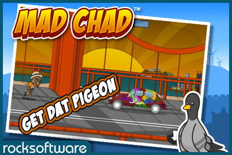 Mad Chad - ساعدوا تشاد في استعادة حمامته