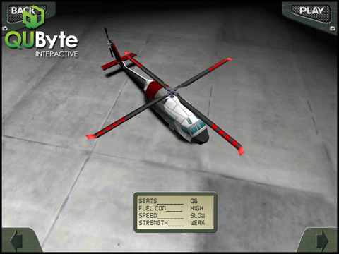 Rescue Team - مهمات انقاذ في الطائرة