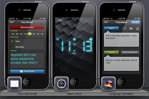 Applets - عدة تطبيقات في تطبيق واحد ومجانا