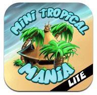 صورة Mini Tropical Mania – لعبة جديدة في الاب ستور