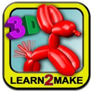 Photo of Balloon Animals 3D – تعلم بناء الاشكال من البالونات والورق