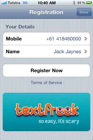 TextFreek