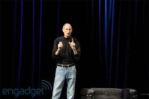 ستيف جوبس يعلن عن الايباد 2