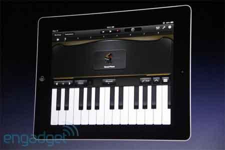 تطبيقات موسيقية في الايباد 2