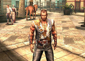 Gameloft تطلق مقاطع دعاية للعبة backstab