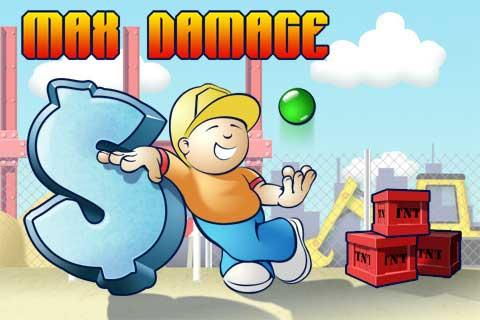 لعبة Max Damage