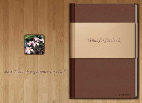 تطبيق Venus for Facebook