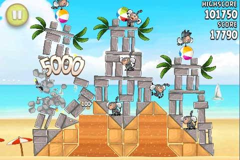 لعبة Angry Birds Rio