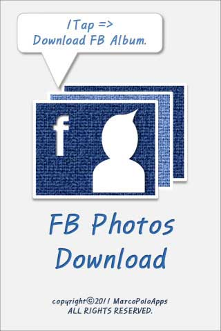 تطبيق FB Photos