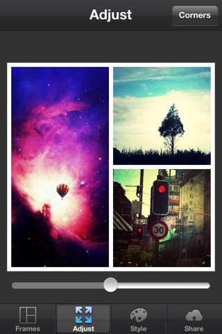 تطبيق PicFrame