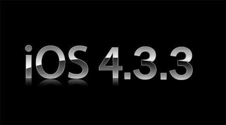 نظام التشغيل iOS 4.3.3 قادم بعد اسبوعين
