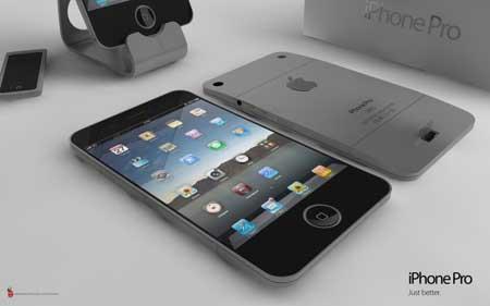 الايفون 5 قادم في سبتمبر (صورة توضيحية)