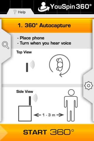 تطبيق YouSpin360