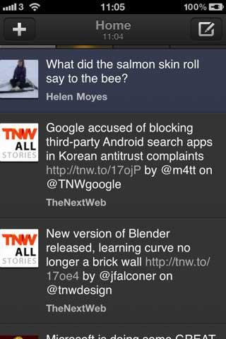 تطبيق TweetDeck