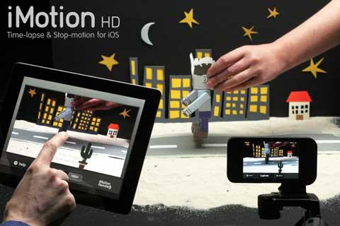 تطبيق iMotion HD