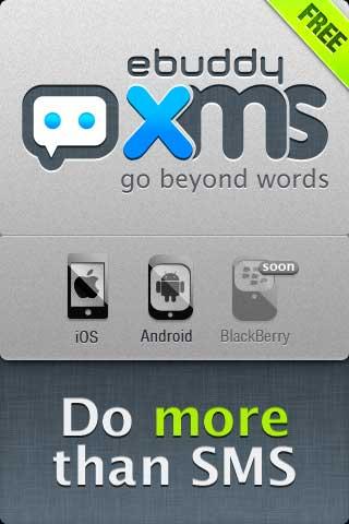 تطبيق eBuddy XMS