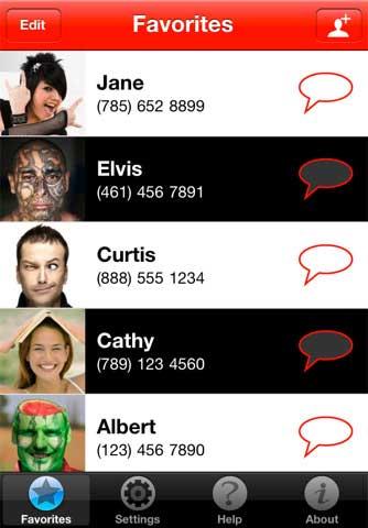 تطبيق Mobile Calls