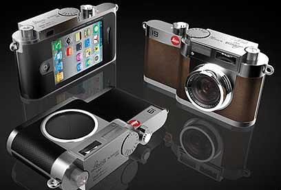 اجعل الايفون كاميرا حقيقية