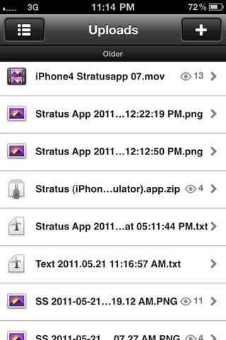 تطبيق Stratus