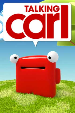 تطبيق +Talking Carl