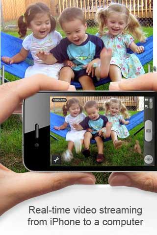 نسخة جديدة من تطبيق WebCamera