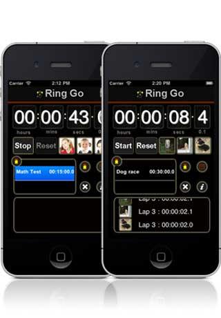 تطبيق Ring Go