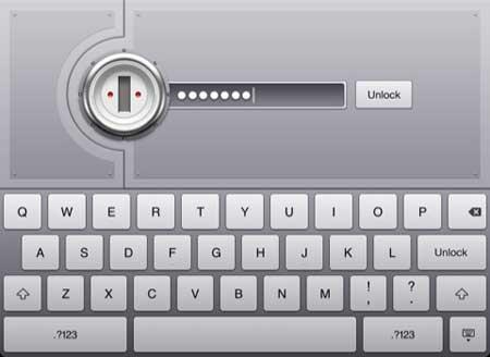 1Password for iPad