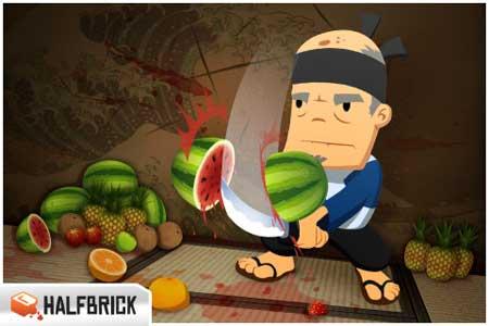 Fruit Ninja – نسخة للشاشة الكبيرة