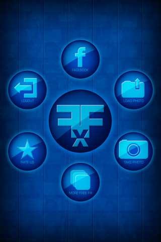 تطبيق FX for Facebook