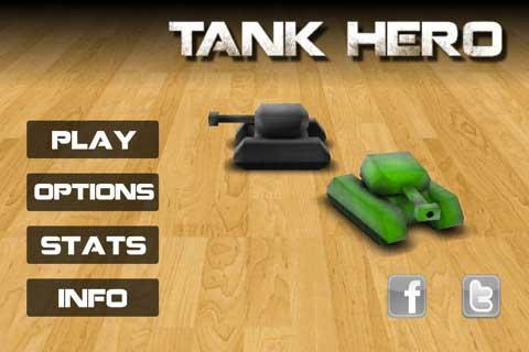 لعبة Tank Hero