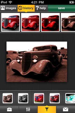 تطبيق PhotoPad