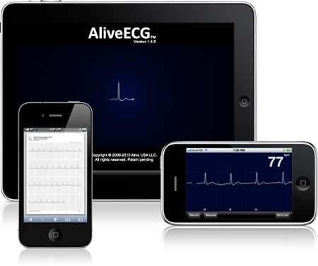 استخدام الايفون كجهاز لفحص القلب