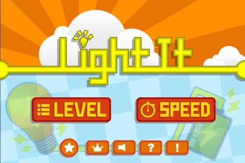 لعبة Light It