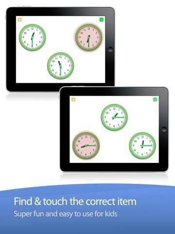 تطبيق Telling Time