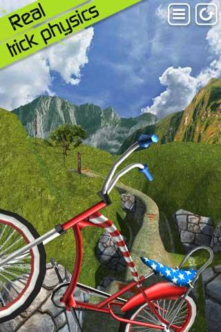 لعبة Touchgrind BMX