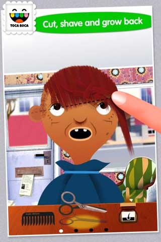 تطبيق Toca Hair Salon