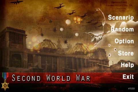 لعبة Second World War