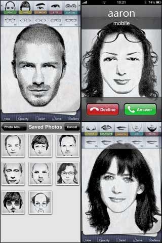 تطبيق FacePuzzles